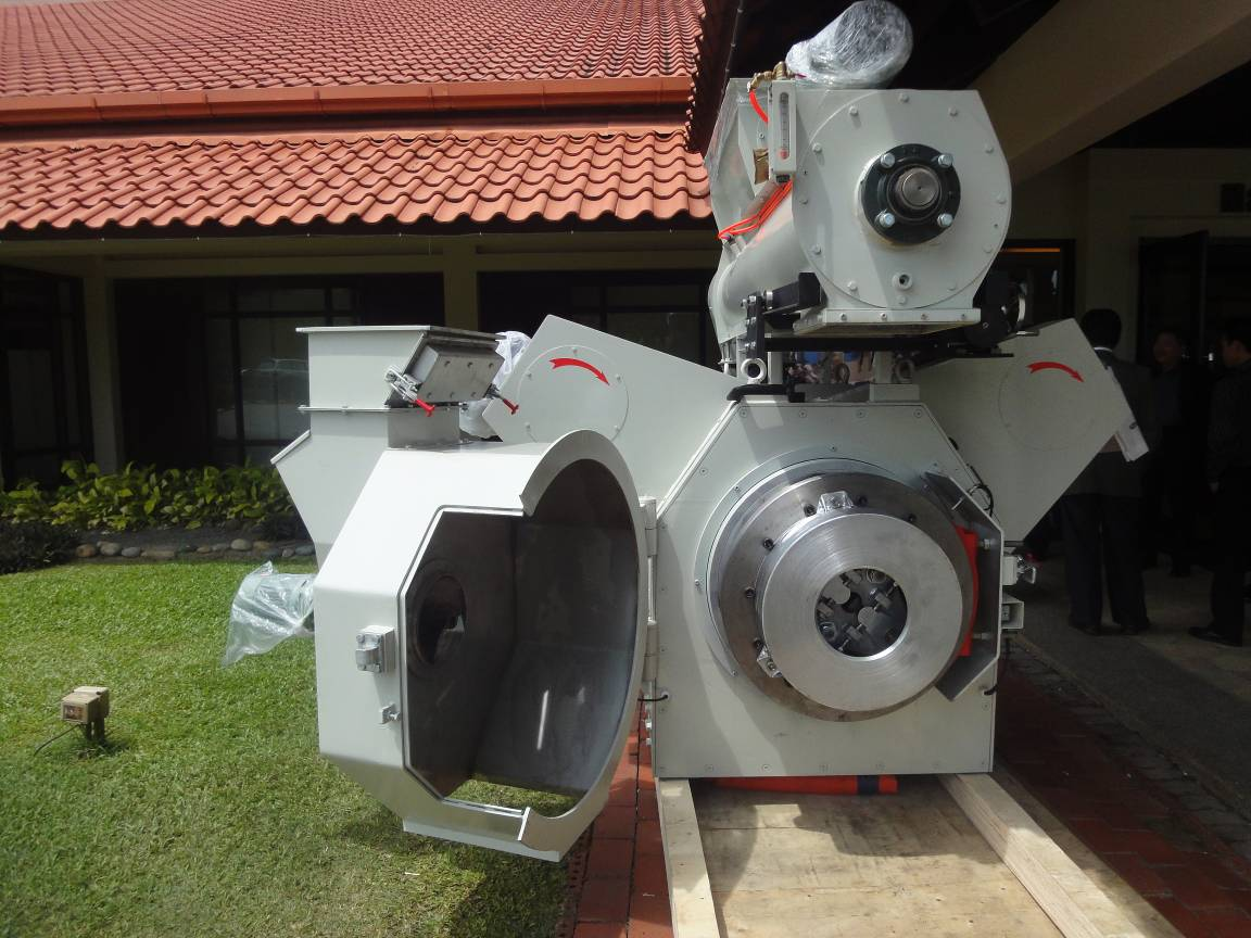 Palm Efb pellet mill