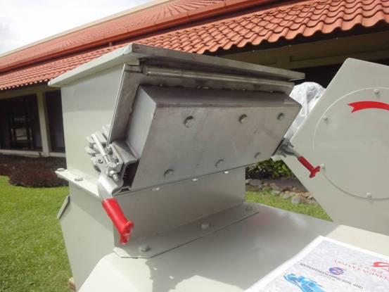 magnetic separator of pellet mill
