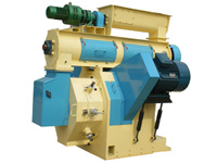 biomass pellet press machine