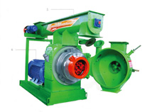 biomass pellet press mill