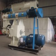 wood ring die pellet mill
