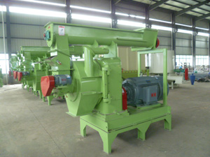 sawdust pellet press machine