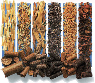 wood pellets making machine