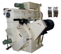 wood pellets making machine